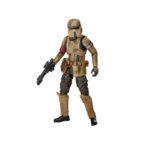 STAR WARS THE VINTAGE COLLECTION CARBONIZED COLLECTION 3.75 INCH SHORETROOPER oop 3