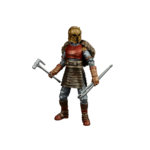 STAR WARS THE VINTAGE COLLECTION CARBONIZED COLLECTION 3.75 INCH THE ARMORER Figure oop 3