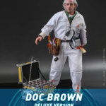 hot toys Doc Brown 1