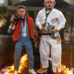 hot toys Doc Brown 11
