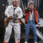 hot toys Doc Brown 12