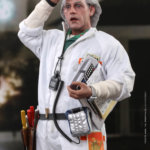 hot toys Doc Brown 14
