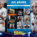 hot toys Doc Brown 19