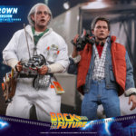 hot toys Doc Brown 3