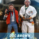 hot toys Doc Brown 5